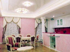 Гламурный потолок
