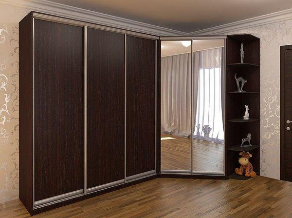 Купить угловой шкаф в Москве